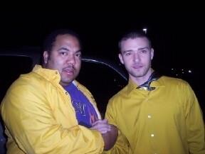 JP & Justin Timberlake